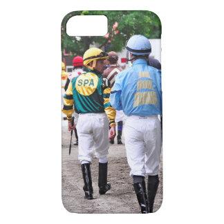 Jóqueis de Saratoga Capa iPhone 7