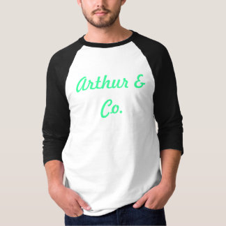 Jordão 11s A&Co. 3/4 de camisa