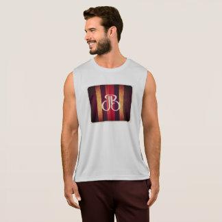 Jordão Braxton, camisa do músculo da camisola de