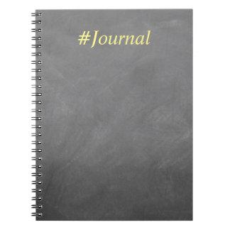 Jornal do conselho de giz cadernos