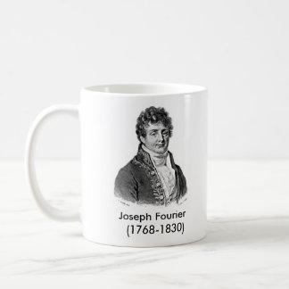 Joseph Fourier (1768-1830) Caneca De Café