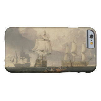 Joseph Mallord William Turner - o retorno da Capa Barely There Para iPhone 6