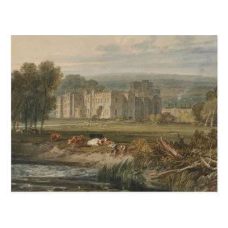 Joseph Mallord William Turner - vista de Hampton Cartão Postal
