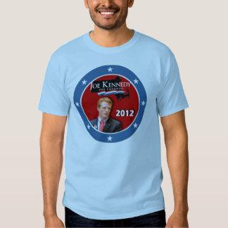 Joseph P. Kennedy, III para o congresso 2012 T-shirt