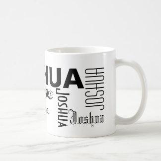 JOSHUA - personalize a caneca