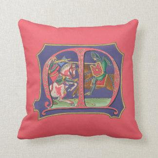Joust medieval almofada