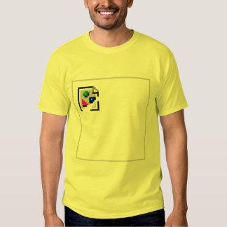 JPEG quebrado do png do GIF do JPG da imagem T-shirt