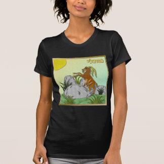 Judaica 12 tribos Israel Naphtali T-shirt