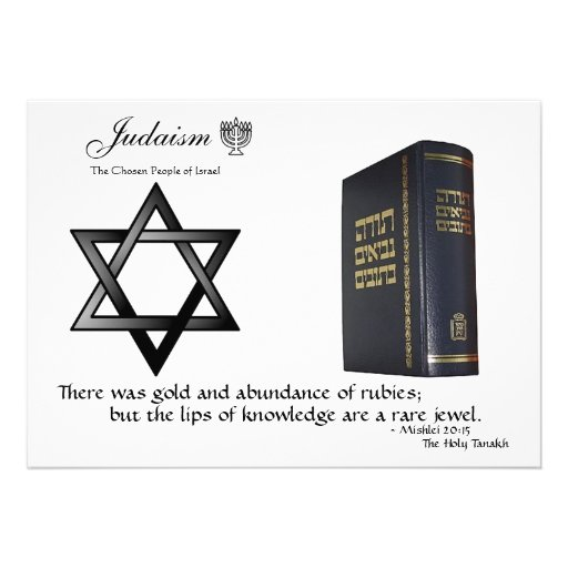 Judaísmo - convite da passagem
