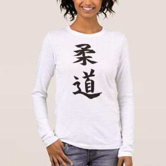Judo Camiseta Manga Longa