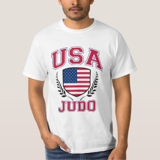 Judo dos EUA Camiseta