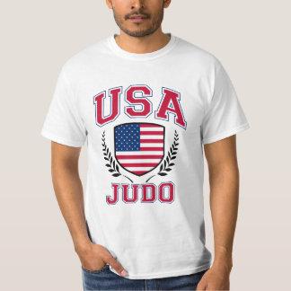 Judo dos EUA Tshirts