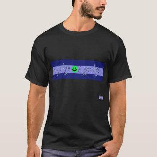 juiz de u eu dou o t-shirt (do azul) camiseta
