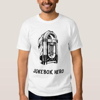 jukebox2, HERÓI do JUKEBOX Tshirt