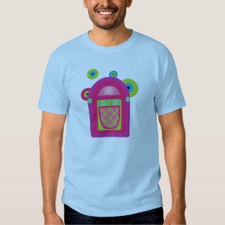 Jukebox de néon tshirt