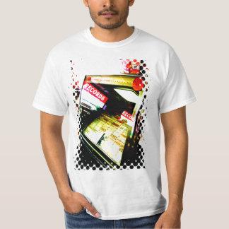 Jukebox de Recordstore T-shirt