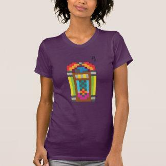 Jukebox do pixel t-shirt