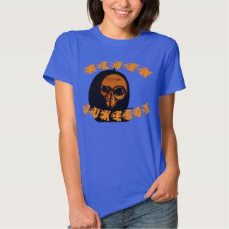 Jukebox estrangeiro - camisa da guitarra T de Tshirt