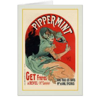 Jules Chéret, propaganda, 1890 Cartões