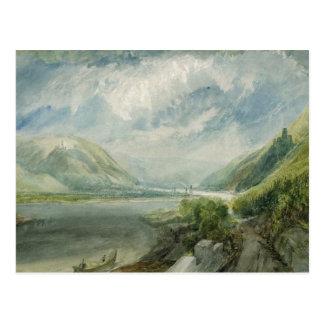 Junção do Lahn, 1817 Cartão Postal