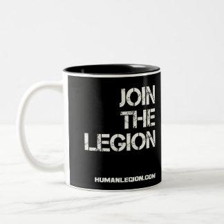 Junte-se à caneca da legião (Springer)
