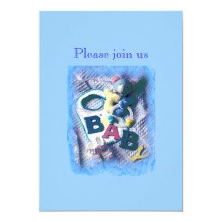 Junte-se por favor nos convite 12.7 x 17.78cm