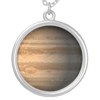 Jupiter Colar Com Pendente Redondo
