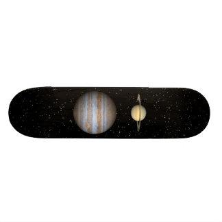 Jupiter Saturn - skate