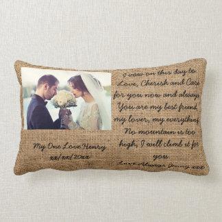 Jure o presente da renovação para o marido ou a almofada lombar