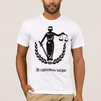 Justiça Camiseta