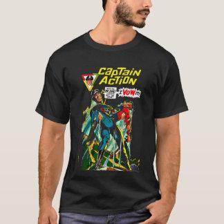Justiça clássica de CA seja T feito Camiseta