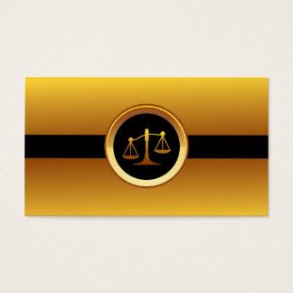 Justiça do ouro escala o cartão de visita do