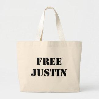 Justin livre bolsa