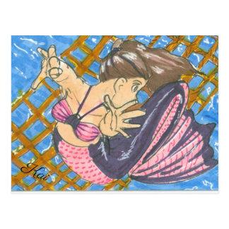 Kai o cartão da sereia