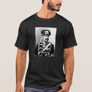 Kaiser Wilhelm Ii durante a grande guerra Camiseta