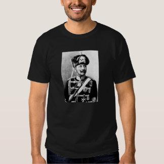 Kaiser Wilhelm Ii durante a grande guerra Camisetas