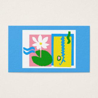 Kakadu - cartão de visita