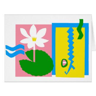 Kakadu - grande cartão