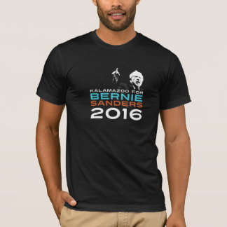 Kalamazoo para a camisa 2016 das máquinas de lixar