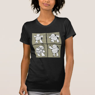 kama (com bege) t-shirt