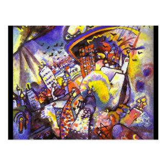 Kandinsky 3 cartoes postais