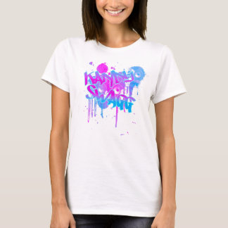 Kandy Swagg Hip Hop Camiseta