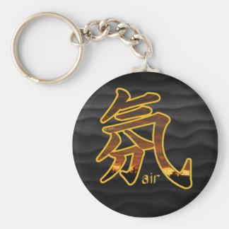 Kanji: Ar - chaveiro