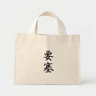 Kanji da fortaleza bolsa