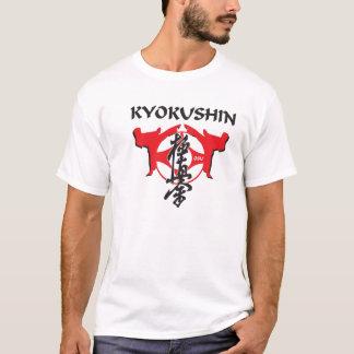 Kanku & kanji de Kyokushin Camiseta