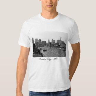 Kansas City do centro T-shirt