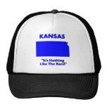 Kansas - não é nada como a banda bonés