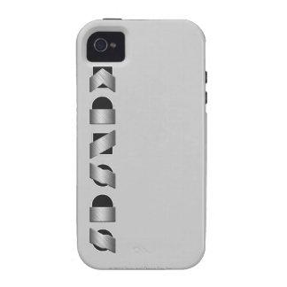 KANSAS preto e branco Capinhas iPhone 4/4S