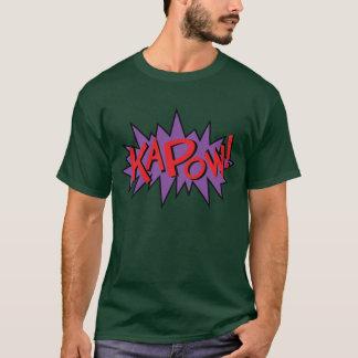 kapow tshirt