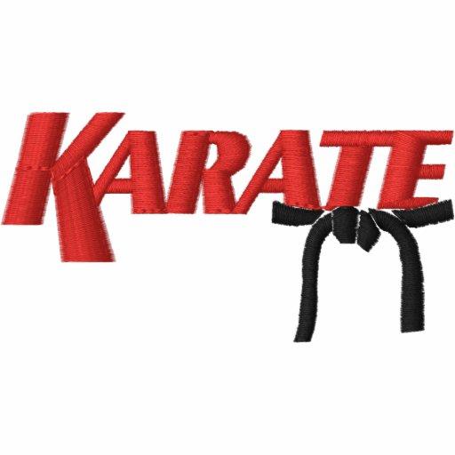 karaté com cinturão negro